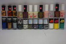 Collection Nail Polish Varnish Enamel Mardi Gras Limited Edition Mixed 24Pcs