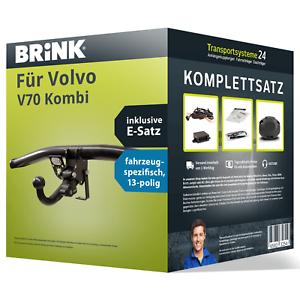 EBA Für Volvo V70 Kombi E-Satz 7-pol spezifisch inkl