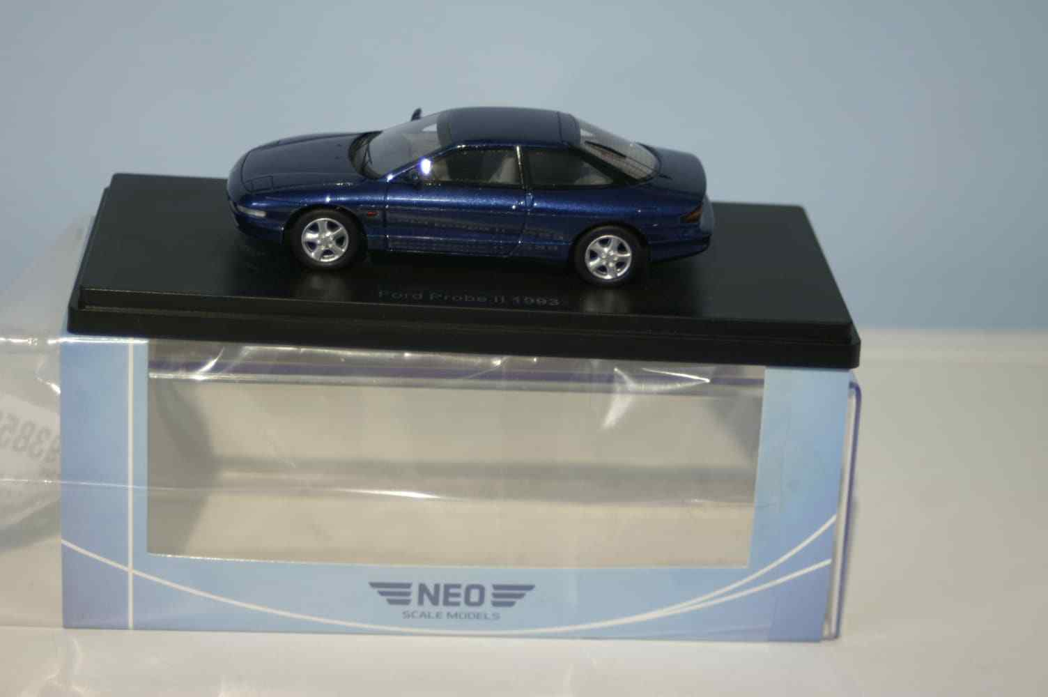 NEO Models Ford Probe Mk2 bluee NEO47120 1 43 scale