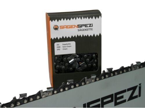 Sägenspezi Halbmeißel Sägekette 135TG 105cm 3//8 1,6mm passend für Stihl MS461