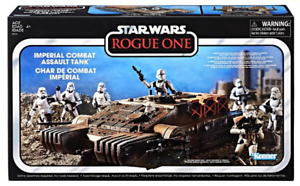 en linea Estrella Wars The Vintage Collection Collection Collection Rogue One Imperial Combat Assault Hoverdeank  el mas reciente