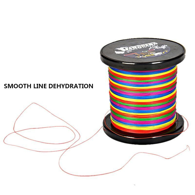 Portable Fishing Lines Pe High  Strength Wire Braiding Anti-bite Yahai Outdoor  presenting all the latest high street fashion