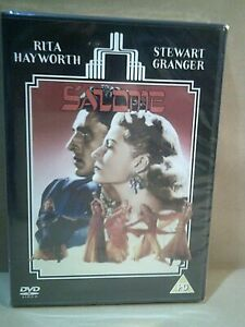 DVD-SALOME-Rita-Hayworth-amp-Stewart-Granger-PAL-R2