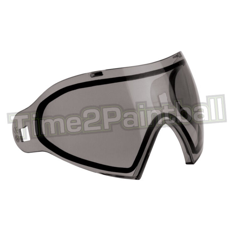 Dye I4   I5 Thermal Replacement Lens - Smoke FREE SHIPPING Paintball