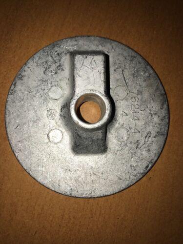 Quicksilver Mercruiser Bravo Anode Plate 76214-4