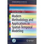 Modern Methodology and Applications in Spatial-Temporal Modeling: 2015 by Springer Verlag, Japan (Paperback, 2016)