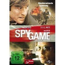 SPY GAME DVD NEUWARE ROBERT REDFORD,BRAD PITT,CATHERINE MCCORMACK