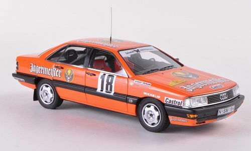 Audi  200 Quattro  18 Kottulinsky  Baden-Württemberg  1989 (Neo 1 43   45251)  sports chauds