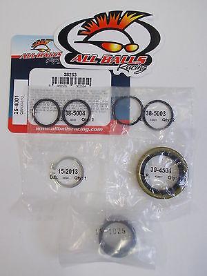 Rapimento All Balls 38253 Kit Revisione Tenuta Alberino Pignone Per Ktm 125 Sx 2002 2003 Alleviare I Reumatismi