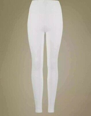 * Nuovo * M&s Collection Taglia 16 Lunghezza Alla Caviglia Termico Leggings Nuovo Senza Etichetta Extra Calore-mostra Il Titolo Originale
