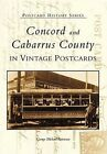 Concord and Cabarrus County in Vintage Postcards by George Michael Patterson (Paperback / softback, 2001)