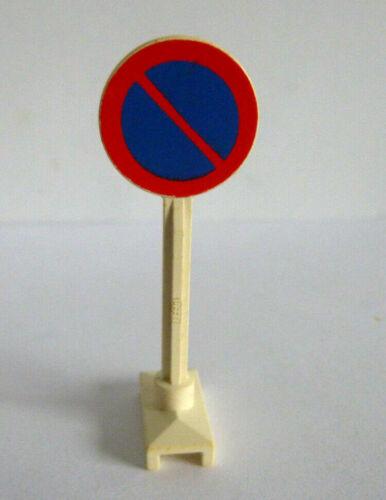 1 x LEGO® Verkehrsschild,Verkehrszeichen,Hinweisschild Stadt,City,Town,Strasse N