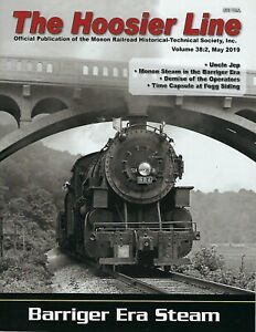 The-HOOSIER-Line-MONON-Railroad-Historical-Society-2nd-Qtr-2019-NEW-issue