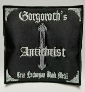 GORGOROTH-039-S-ANTICHRIST-EMBROIDERED-PATCH