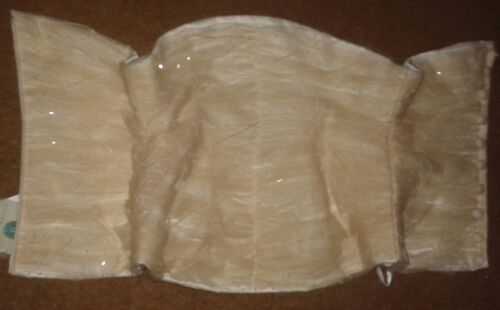 Small Top Bustier Italy Milu Andrea £ Corset rrp 3333 99 Bridal xYBUZfq