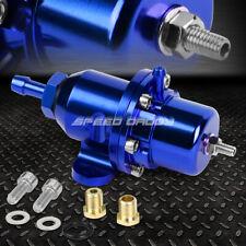 Acura Honda Jdm D15 D16 B16 B18 F20 F22 Bolt On Fuel Pressure Regulator Blue