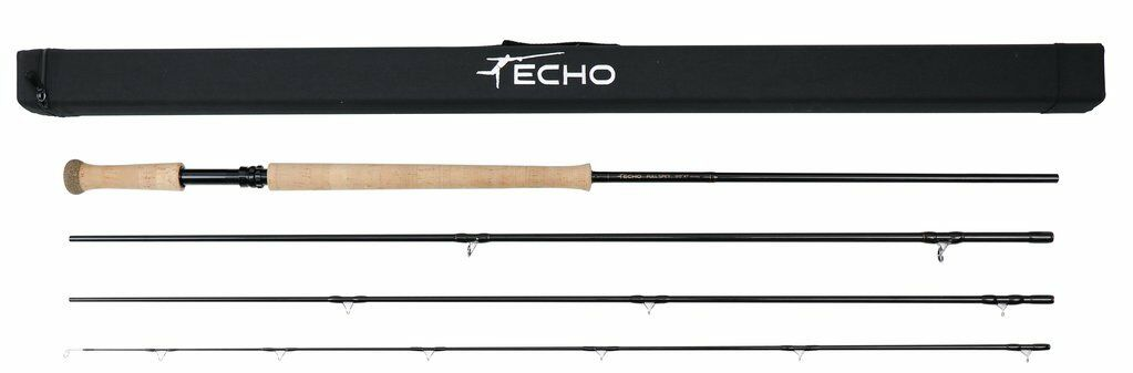 Echo Full Spey Rod 8130-4, - 13' - 8wt - 4pc - NEW - Free Line