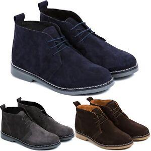 Scarpe-Uomo-Polacchini-Vera-Pelle-Stivaletti-Francesine-Sneakers-Classiche-T48