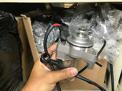 New Upper Mount Starter Motor 3-Bolt for TAOTAO ATV 110cc ATA-110B /& ATA-110D