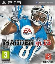 MADDEN NFL 13                  -----   pour PS3