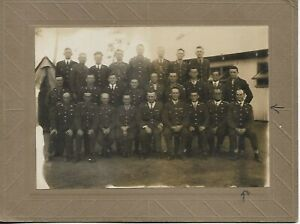 POST WWI AUSTRALIAN SOLDIERS OFFICERS NAMED PHOTO  ANZAC AIF