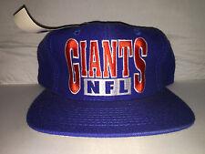 Vtg New York Giants Snapback hat cap Drew Pearson NWT NFL 90s YOUNGAN manning