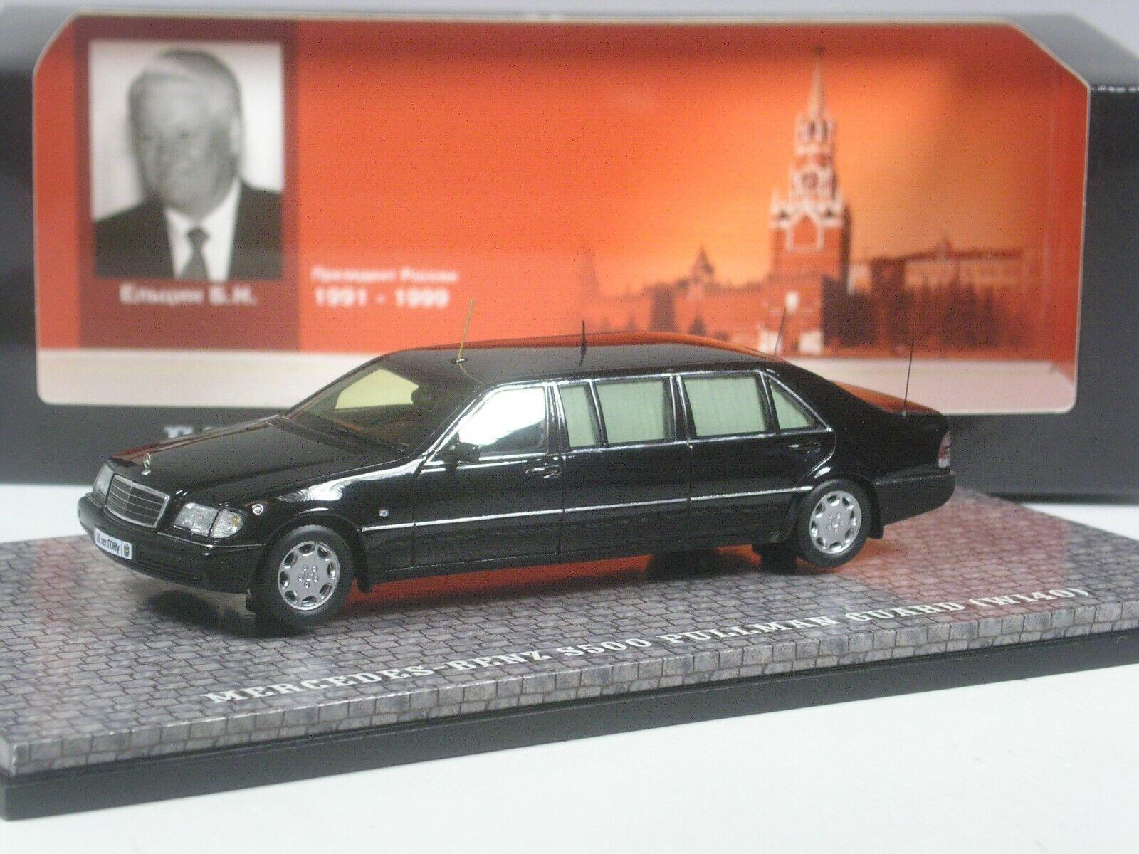Hotel Mercedes s 500 Pullman Boris gelzin San Petersburgo a una velocidad de 1  43