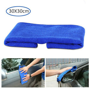 1X Vehicle Car Microfiber Cleaning Cloth Towel Home Polishing Detailing Rag