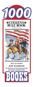 Original-Citizens-Rule-Book-Bill-of-Rights-Jury-Handbook-Pocket-Size-1000-pack