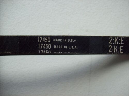 Belt 17450 ~ Made in USA