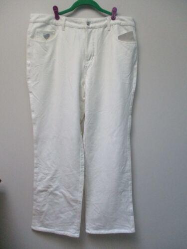 Winter Pants Boot 20w White Regular Factory Denim Boot Quacker Dreamjeannes p815x7U
