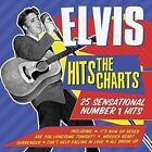 Elvis Hits The Charts CD 25 Sensational Number 1 Hits - Heartbreak Hotel & More