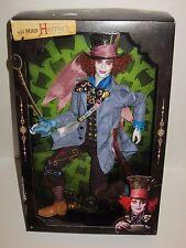 The Mad Hatter Barbie Ken Doll Alice in Wonderland Movie 2009 Johnny Depp T2104