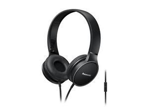 Panasonic-PA-RP-HF300ME-K-Binaural-3-5-mm-Head-Band-Mobile-Headset-Black-New