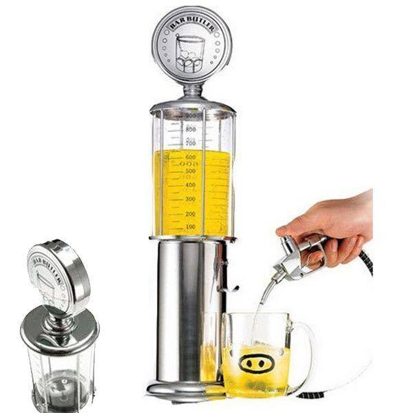 Spillatore Birra Distributore Bevande Liquori Bibite Vino Acqua Pompa Benzina