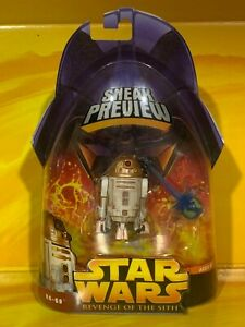 Star Wars - Revenge of the Sith - R4-G9 (Sneak Preview)