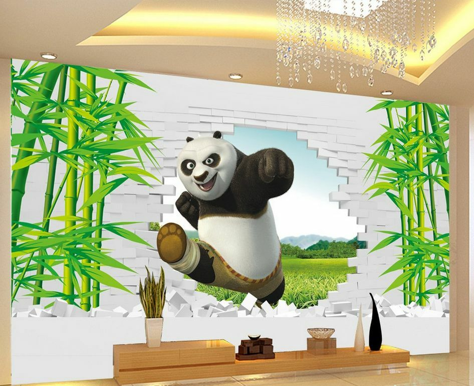 3D Animal Grün 150 Paper Wall Print Decal Wall Deco Wall Murals AJ WALLPAPER
