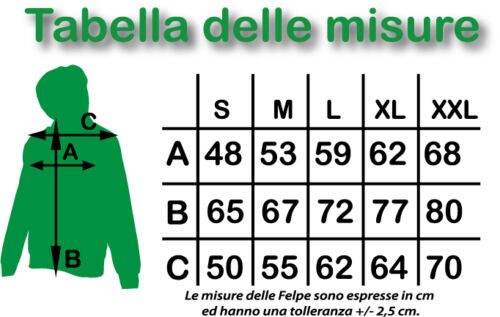 FELPA GIROCOLLO ST ABARTH 595 FIAT 500 ALFA ROMEO MAGLIETTA CLUB MOTOR CL B