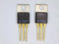 2sd1061 Sanyo Replacement Transistor 2 Pcs