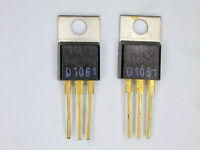 2sd1061 Sanyo Replacement Transistor 2 Pcs