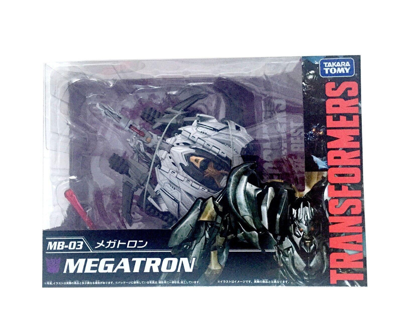 Transformers Takara Movie Best MB-03 ROTF Megatron