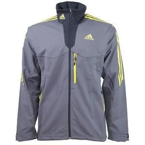 Adidas-de-tacto-suave-CHAQUETA-M-Chaqueta-Hombre-Gris-g79138