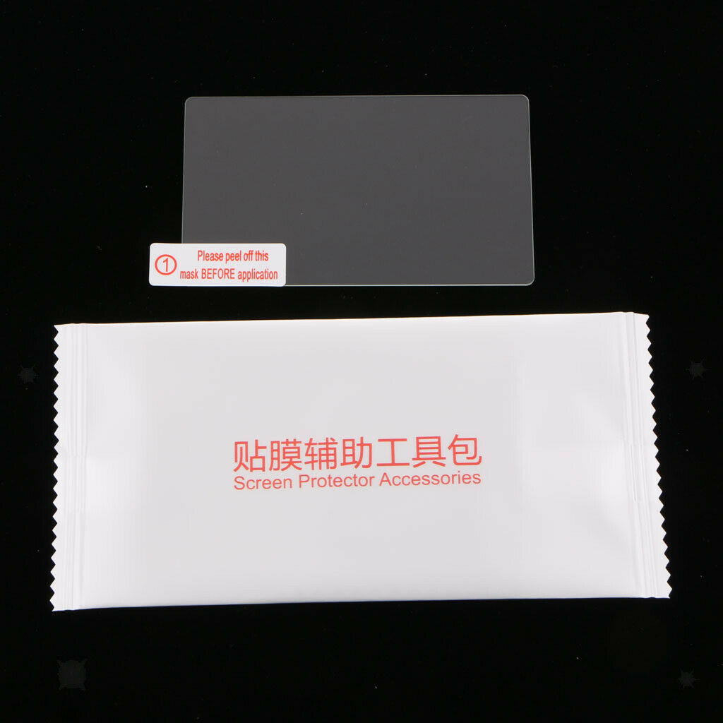 0.33mm Tempered Film LCD Screen Protector for Panasonic W850K DSLR -