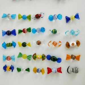 Vintage Glass Candies Murano