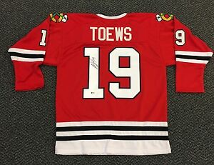51f69dad1e4 Image is loading JONATHAN-TOEWS-CHICAGO-BLACKHAWKS-SIGNED-RED-JERSEY-SIZE-