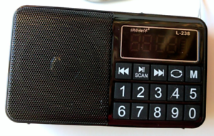Portable-FM-Radio-MP3-Player-for-SD-Card-Rechargeable-Great-Sound