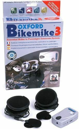 OF450 OXFORD BIKEMIKE3 INTERCOM SYSTEM