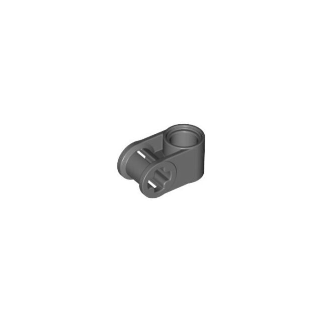 Lego® 20 x Technik Verbinder 2 fach dunkelgrau NEU #6536