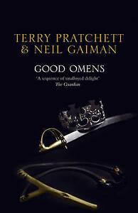 Good Omens by Neil Gaiman, Terry Pratchett (2011, Paperback)