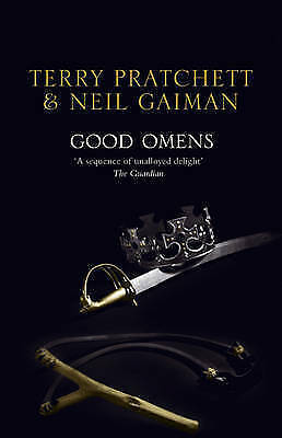 1 of 1 - Good Omens-ExLibrary
